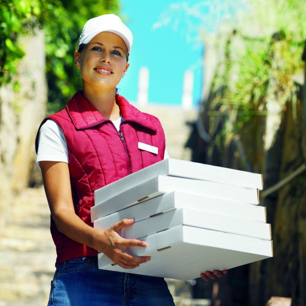 Как открыть пункт по доставке еды